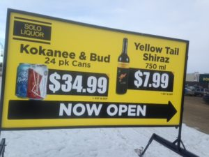 Mobile Signs Lloydminster