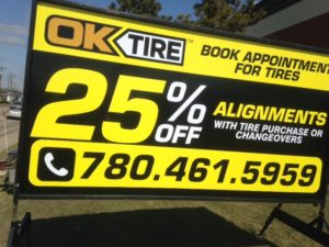 Mobile Signs Sarnia