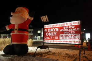 Edmonton Portable Roadside Sign Rentals