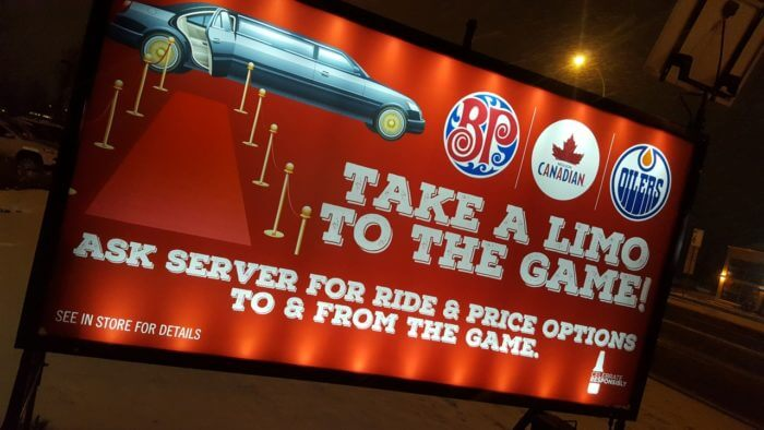 Edmonton Portable Sign Rentals