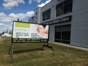 Outdoor Advertising Signs Edmonton