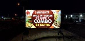 Mini Billboard Rental Signs