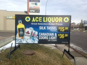 Advertisign Sign Rental