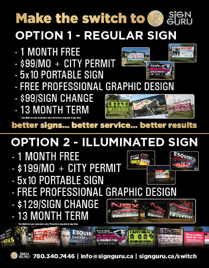 Portable Signs