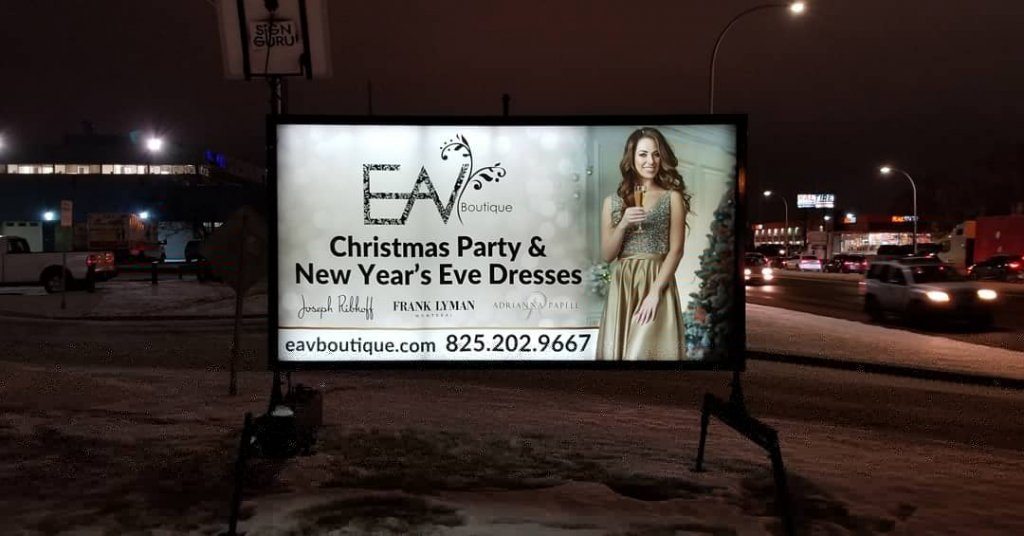 Illuminated Mobile Signs & Portable Signs