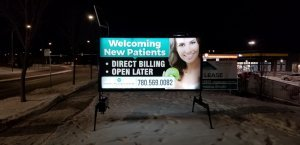 Lighted Portable Signs Thunder Bay